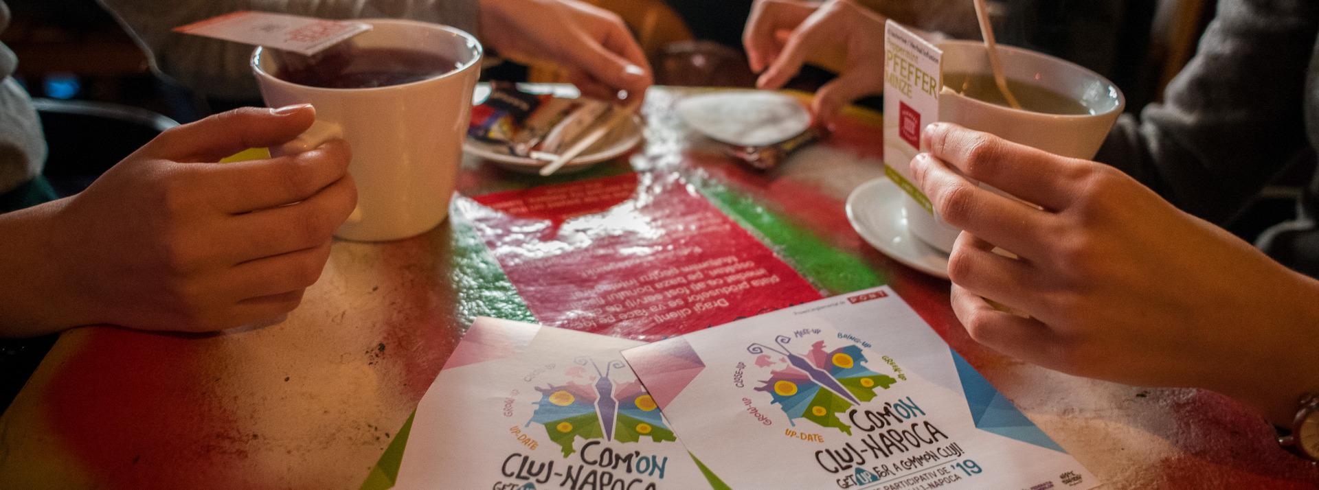 500 fiatal 135 kezdeményezést javasolt a Com'On Kolozsvár keretében