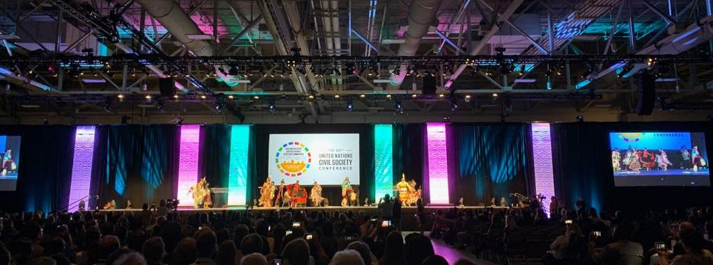 Fenntartható városok: kolozsvári jelenlét a globális civil társadalmi fellépésben